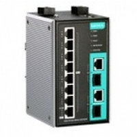 EDS-P510A-8PoE-2GTXSFP-T Managed Ethernet PoE Switch with 8