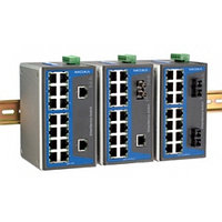 EDS-316-M-SC Ethernet Switch 15 10/100BaseT(X) ports, 1 multi mo