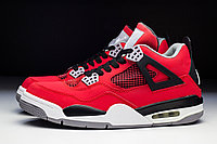 "Кроссовки Air Jordan Retro 4 ""Red"" , фото 1"