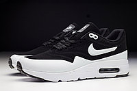 Кроссовки Nike Air Max 1 Ultra Moire CH Black White, фото 1