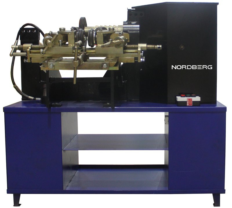 Стенд для правки литых и стальных дисков NORDBERG 21SLR