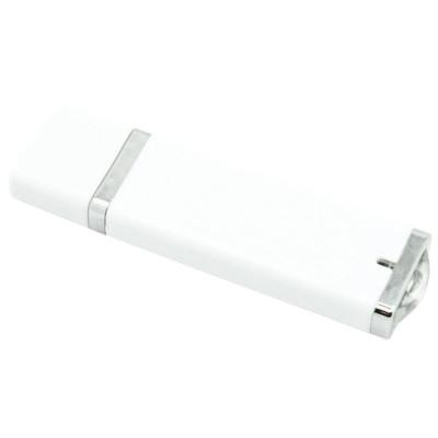 Флеш накопители под нанесение 2, 4, 8, 16 Гб белые
