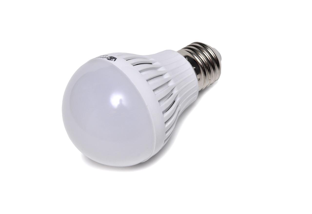 Светодиодная лампа Е27, 220V, 7W