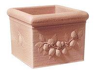 Горшок садовый прямоугольный VASAR CULI 11 - 11*11cm