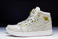 "Кроссовки Air Jordan 1 Retro ""Pinnacle"" White/Metallic Gold"