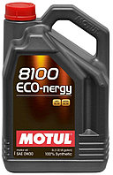 Масло Motul 8100 Eco-nergy 0w-30 5L ( с заменой)