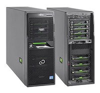 Сервер FUJITSU  TX2540 M1 f/LFF/Strd PSU/ Xeon E5-2407v2/ 8GB