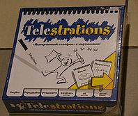 Настольная игра Telestration/ Сломанный телефон, фото 1