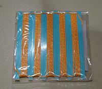 Запасные веревки для йо-йо, 5шт, белые, полиэстер. Аэро