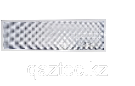 Корпус светильника ЛПО 2х36 1200*210*40 мм