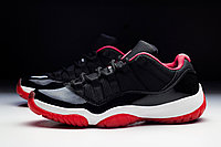 "Кроссовки Air Jordan XI(11) Retro Low ""Bred"""