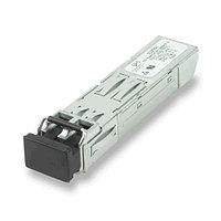 1000Base-BX SFP transceiver with an LC type of interface. This b