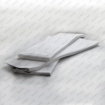 Прямоугольные безворсовые салфетки  (150шт)