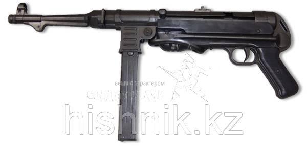 Модель пистолета-пулемета MP-40