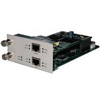 G.SHDSL.bis modem card in RC001/002 chassis, 1*10/100M FastEth at client side and 1*RJ45 for 4-wire G.SHDSL.bi