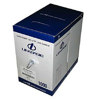 LinkBasic Cat 5E UTP 4 пары, внутренней прокладки , RAL9016, бухта 305м, фото 1