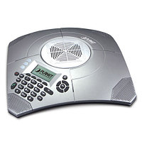 HD Voice Conference IP Phone with PSTN (220V): SIP2.0, HD Voice, 128x64 LCD, 3 SIP Lines, 3-way Conferencing,