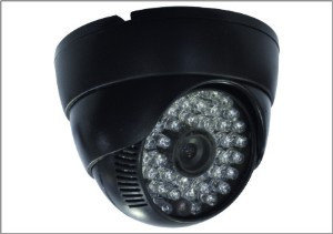 Камера видеонаблюдения Купольная