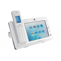 Media Phone-7 inch TFT-LCD Touch Screen,SIP,English,with A/V output and USB,DECT (1.8GHz) cordless handset,b