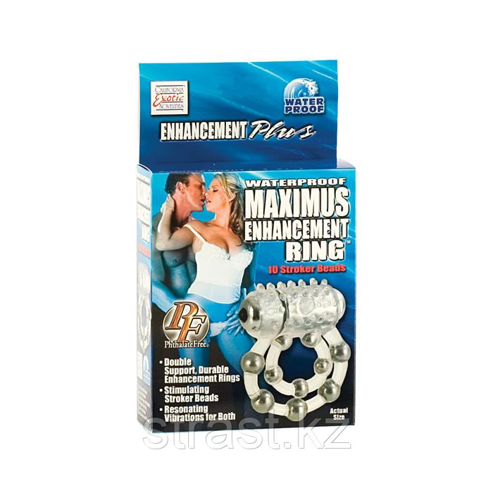 Виброкольцо Maximus Ring 5 Stroke Beads