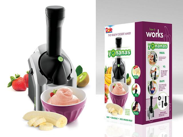 Аппарат для фруктового мороженного Yonanas