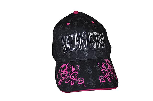 """Бейсболка с надписью """"Kazakhstan"""""""