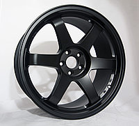 "Диски ROTA GRID 17""x8J, 5x100/114.3, ET35 (Black Matt) Original"