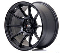 "Диски XXR 527  18""x9.75J, 5x100/114.3, ET35 (Matt black) Original"