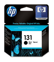 Картридж HP C8765HE Black Inkjet Print Cartridge №131 for HP 6213/7213/2573/1513/2713/460c/2613/9803/C3183/2353/7313, 11 ml, up to 450 pages. ;