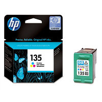 Картридж HP C8766HE Tri-color Inkjet Print Cartridge №135 for HP 6213/7213/2573/1513/2713/460c/2613/9803/C3183/2353/7313, 7 ml, up to 330 pages. ;
