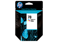 Картридж HP C6578D Tri-color Inkjet Print Cartridge №78 for DJ930/950/970/1220/PS1215/1315/1280, 19 ml, up to 970 pages, 15%. ;