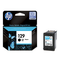 Картридж HP C9364HE Black Inkjet Print Cartridge №129 for PhotoSmart 2573/C4183, 11 ml, up to 400 pages. ;