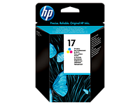 Картридж HP C6625A Tri-color Inkjet Print Cartridge №17 for DJ840/845, 15 ml, up to 430 pages, 15%. ;