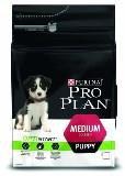 Pro Plan Puppy Medium, Про План Сухой корм для щенков средних пород с курицей и рисом 3 кг