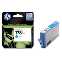 Картридж HP CB323HE Cyan Photosmart Ink Cartridge №178XL, up to 750 pages. ;