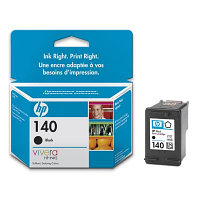 Картридж HP CB335HE Black Inkjet Print Cartridge №140 for PhotoSmart C4283/C5283/D5363/J5783/D4263, 4.5 ml, up to 200 pages. ;