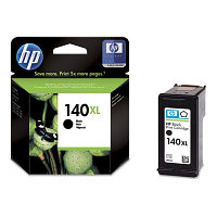 Картридж HP CB336HE Black Inkjet Print Cartridge №140ХL for PhotoSmart C4283/C5283/D5363/J5783/D4263, 25 ml, up to 1000 pages. ;