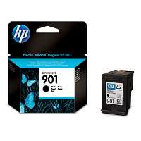 Картридж HP CC653AE Black Ink Cartridge №901 for Officejet j4580/j4660/j4680, 4 ml, up to 200 pages. ;