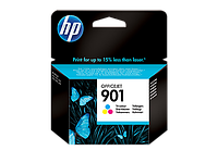 Картридж HP CC656AE Tri-Colour Ink Cartridge №901 for Officejet j4580/j4660/j4680, 9 ml, up to 360 pages. ;