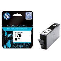 Картридж HP CB316HE Black Ink Cartridge №178 for PhotoSmart C6383/8553/D5463/C5383, up to 250 pages. ;