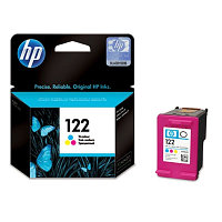 Картридж HP CH562HE Tri-color Ink Cartridge №122 for Deskjet 1050/2050/2050s, up to 100 pages. ;