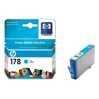 Картридж HP CB318HE Cyan Ink Cartridge №178 for PhotoSmart C6383/8553/D5463/C5383, up to 250 pages. ;