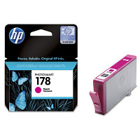 Картридж HP CB319HE Magenta Ink Cartridge №178 for PhotoSmart C6383/8553/D5463/C5383, up to 250 pages. ;