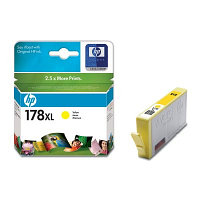 Картридж HP CB325HE Yellow Photosmart Ink Cartridge №178XL, up to 750 pages. ;
