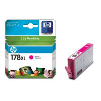 Картридж HP CB324HE Magenta Photosmart Ink Cartridge №178XL, up to 750 pages. ;
