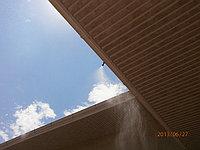 Система туманообразования - увлажнения и охлаждения на открытых площадках