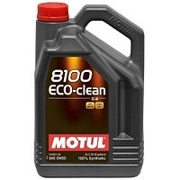 Масло Motul 8100 ECO-clean 0W-30 5L (с заменой)