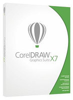 CorelDRAW Graphics Suite X7 BOX