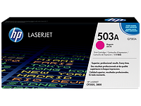 Картридж HP Q7583A Magenta Print Cartridge for Color LaserJet 3800/CP3505, up to 6000 pages. ;