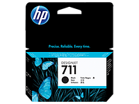 Картридж HP CZ129A Black Ink Cartridge №711 for Designjet T120/T520 ePrinter, 38 ml. ;